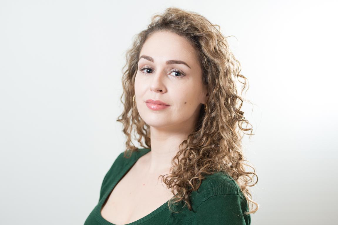 Aleksandra (Sasha) Gracia